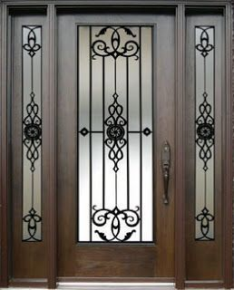 Simple Ideas When Choosing The Right Iron Doors In 2020 Iron