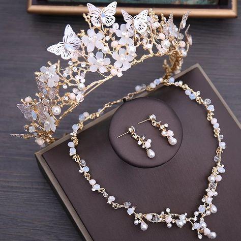 Jewelry Tags, Beaded Jewelry, Unique Jewelry, Magical Jewelry, Luxury Jewelry, Hair Jewelry, Women Jewelry, Costume Jewelry Sets, Vintage Costume Jewelry