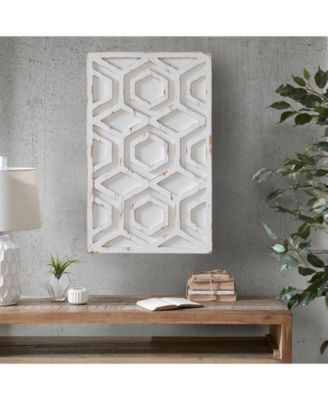 Jla Home Ink Ivy Ralston Wooden Pattern Wall Art Reviews Wall Art Macy S Wood Wall Art Wooden Wall Art Wooden Wall Decor