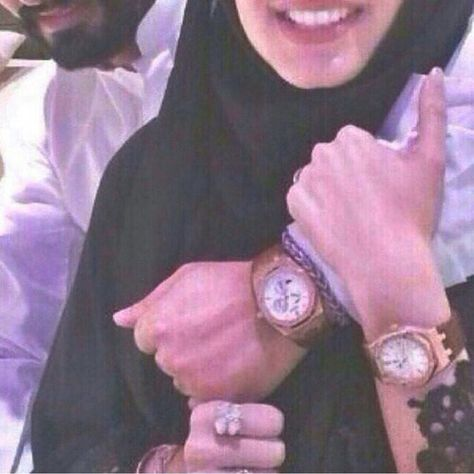 This is so cute! Remember non-married muslim couples... ALLAH IS WATCHING.