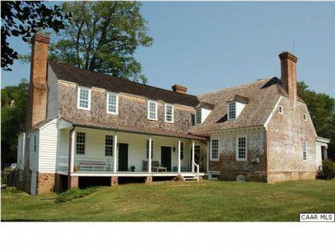 1741 Georgian Bowling Green, VA
