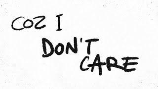 Download Ed Sheeran Justin Bieber I Don T Care Official Lyric