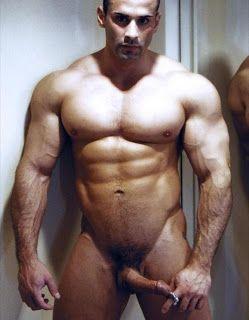 Nude prince albert piercing