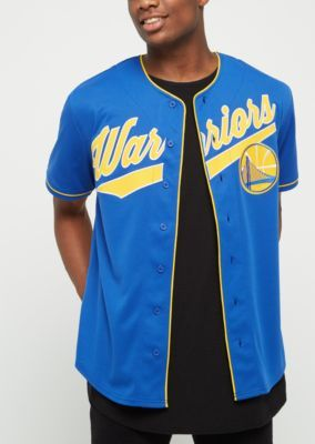 Golden State Warriors Logo Baseball
