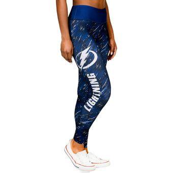 quality design c24a1 c334d Women's Tampa Bay Lightning Blue Static Rain Leggings ...