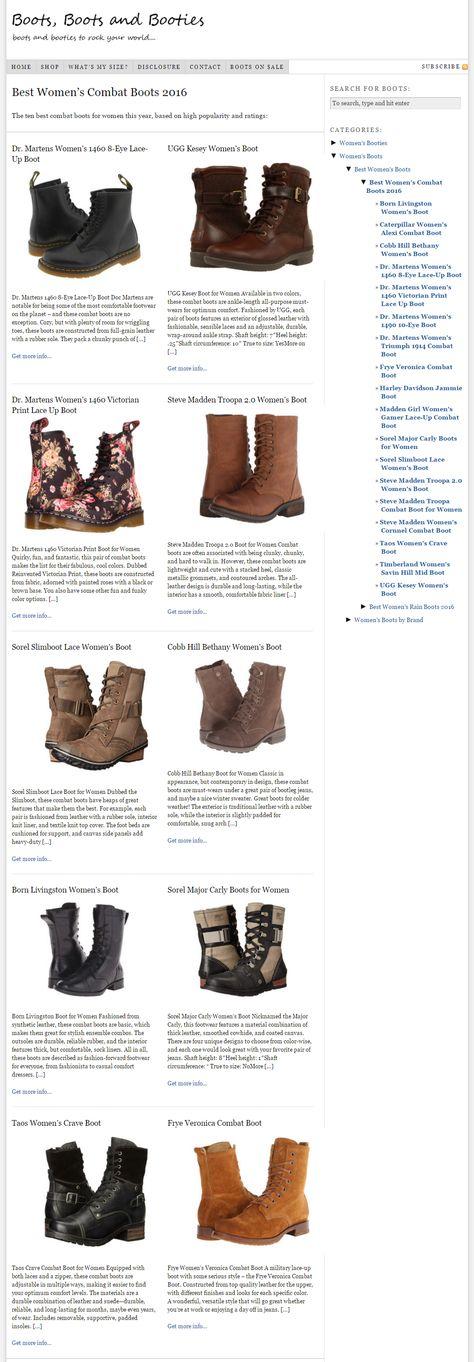 4d2e02280d6c List of Pinterest botts combat women images   botts combat women ...