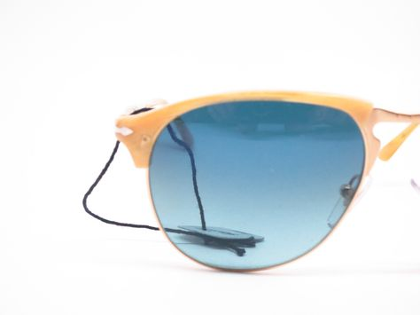 00dc95d337 Persol PO 8649S 1046 S3 Light Horn Polarized Sunglasses