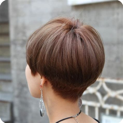 Image Result For Dorothy Hamill Wedge Haircut Front And Back View Womenshaircuts Short Stacked Haircuts Short Wedge Hairstyles Wedge Hairstyles