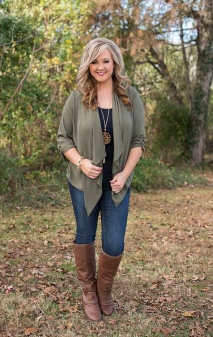 38 New Ideas For How To Wear Plus Size Outfits Casual Curvy Fashion