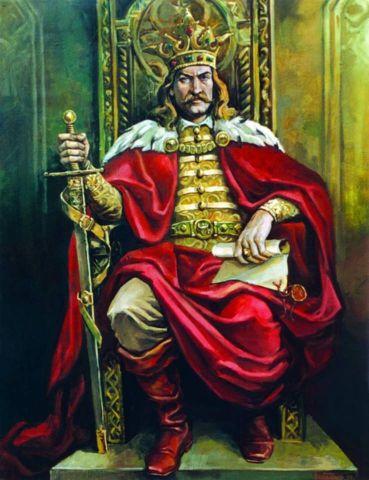 Picturi ale lui Ştefan cel Mare şi Sfânt | History of romania, Vlad  drăculea, Dracula art