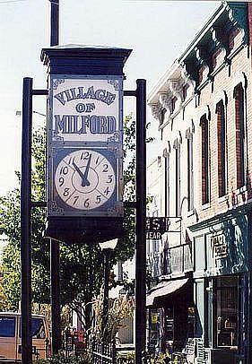 Zeit in Rochester Hills Michigan