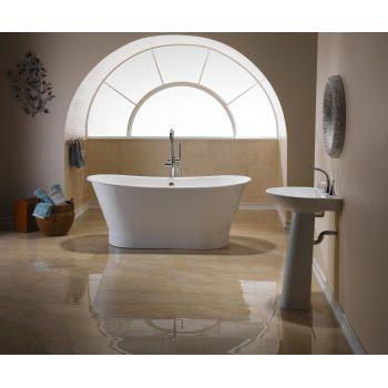 Barclay Ctbatn68w Wh Wakely Tub In 2019 Bathroom Tub Bathtub