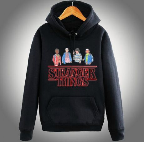 39df8fa6306a Plus size Stranger Things hoodie for teens fleece hooded sweatshirts | Stranger  Things hoodie | Stranger things hoodie, Stranger things sweater, ...