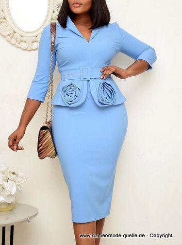 Kleider 2020 Elegantes Dodycon Minikleid 2020 Mit Armel In Hellblau Damenmode Gunstig Online Kaufen In 2020 Damen Mode Damenmode Gunstige Damenmode