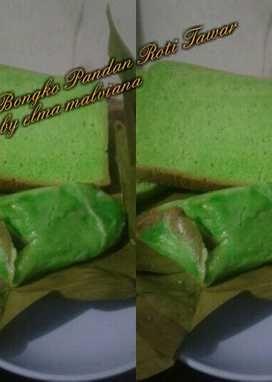 Resep Bongko Pandan Bread Oleh Elma Malviana Recept