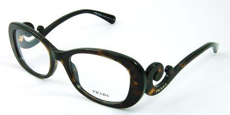 9a01863acd79 it smine  prada  baroque tortoise  eyeglasses