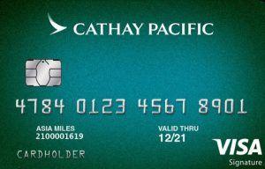 Marathon Credit Card Login >> Cathay Pacific Credit Card Cathay Pacific Credit Card
