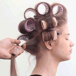 GIF Beauty Lesson: How to Give Thin Hair Extra Volume
