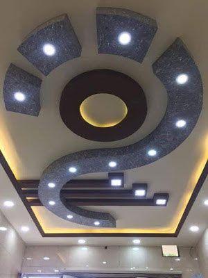New Gypsum Ceiling Design For Living Room 2019 Pop False Ceiling