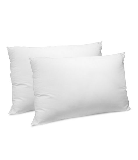 Shop for SwissLux 400 Thread Count Down Alternative Pillow (Set of Get free delivery On EVERYTHING* Overstock - Your Online Bedding Basics Store! Bedroom Decor For Small Rooms, Room Ideas Bedroom, Bedroom Themes, Dream Bedroom, Girls Bedroom, White Pillow Cases, Pillow Set, Neck Pillow, Cute Pillows