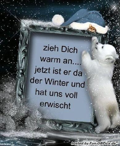 Photo of guten morgen donnerstag winter