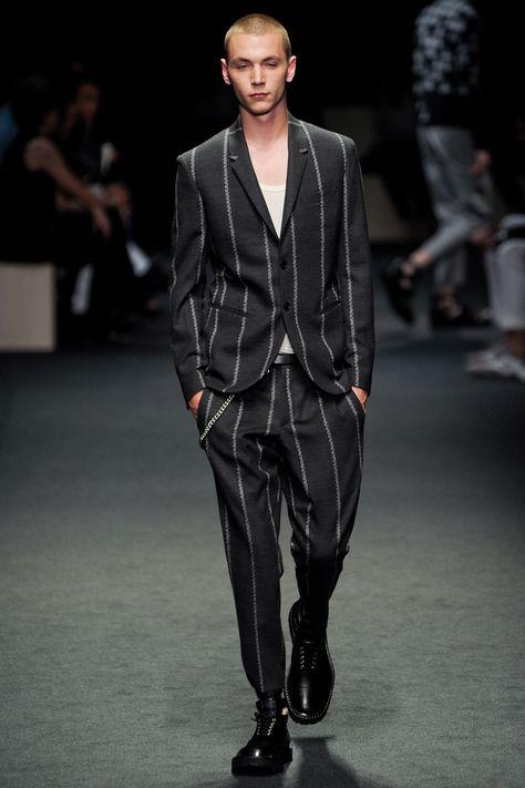 NEIL BARRETT  2012S/S Men's Collection