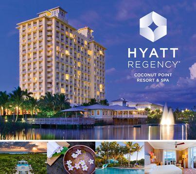 Hyatt Regency Coconut Point Resort Spa In Bonita Springs Fl