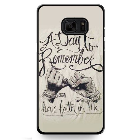 A Day To Remember Have Faith In Me Tatum 169 Samsung Phonecase
