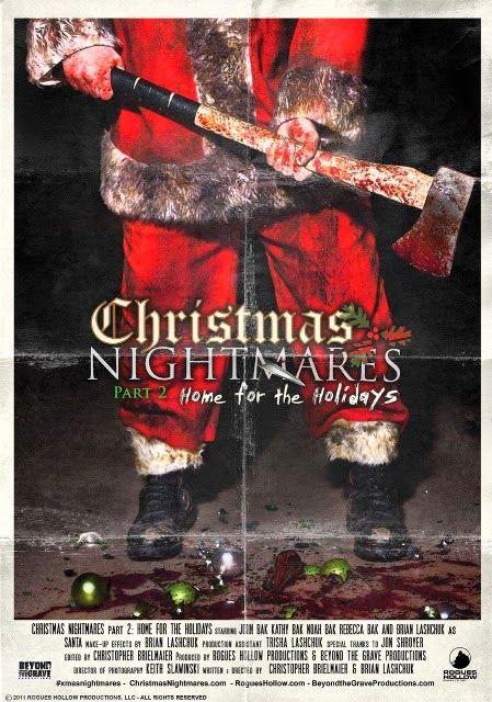 7 Christmas-themed Short Horror Films to watch this #Creepmas