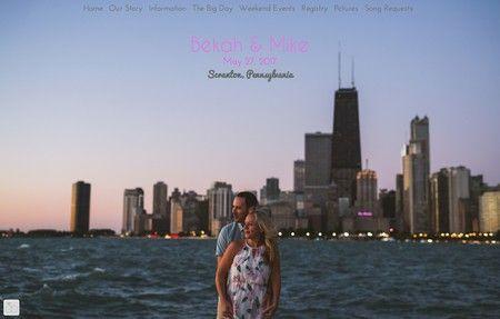 370 best Wedding Website Examples images on Pinterest