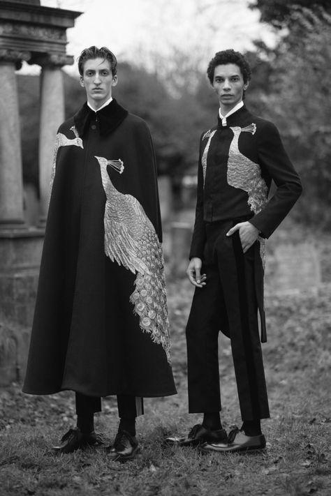 Alexander McQueen | Menswear - Autumn 2017 | Look 25