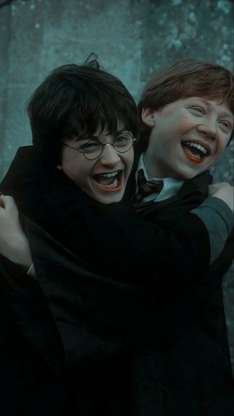Harry Potter & Ron Weasley