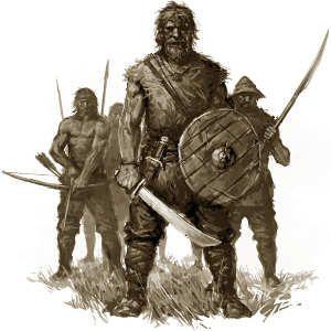 Bandits And Raiders Medieval Fantasy Characters Fantasy Dwarf