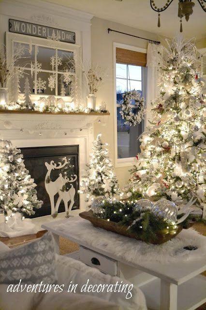 20 Amazing Farmhouse Christmas Decorating Ideas To Have Diy Christmas Fireplace Christmas Fireplace Decor Christmas Deco
