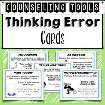 Resources for teaching thought and mood regulation. | Group ...