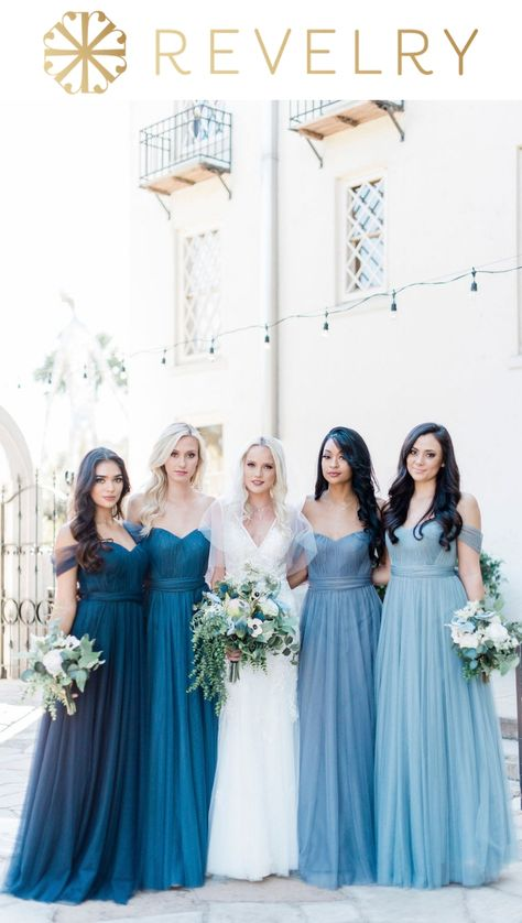 Bridesmaid Gowns Wedding dress and bridesmaid dress shopping by making it fun and easy. Try on our exclusive gowns on in your size, at home, with friends. Sample dresses allow you to try before you buy. Wedding Dresses available in sizes