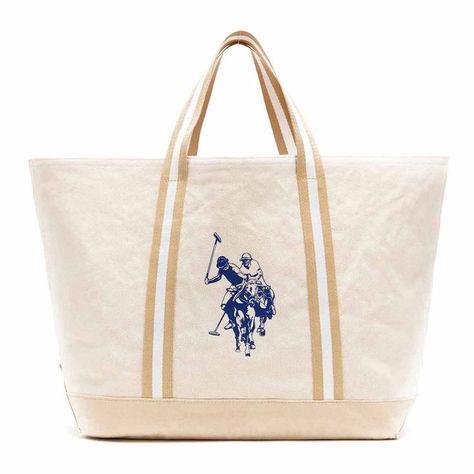 Us Polo Assn. U.S. Polo Assn. Summer Tote Bag  2450f5a462e0f