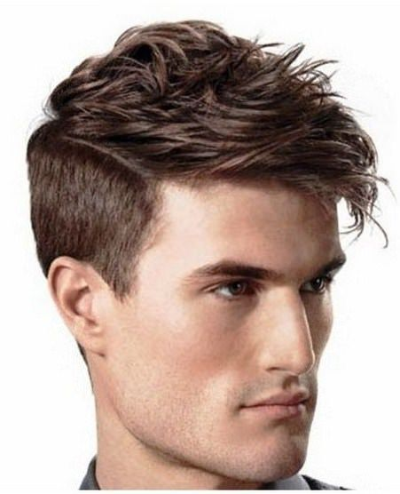20 Easy Hairstyles For Men Easy Mens Hairstyles Boy Hairstyles