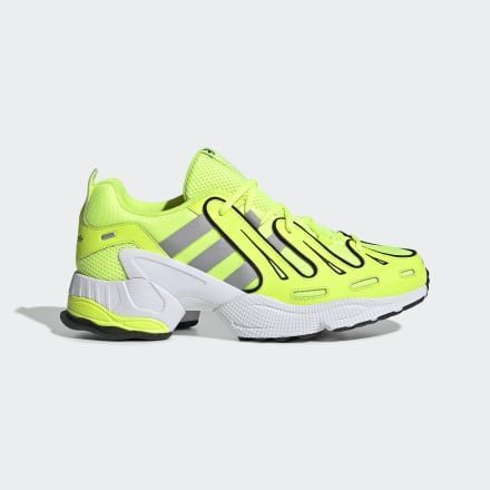 EQT Gazelle Shoes Yellow Mens #textiledesign in 2020 ...