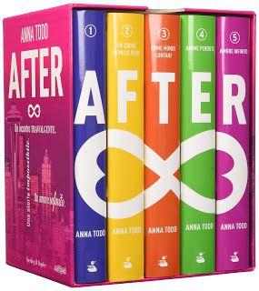 Nuova Recensione: Saga After - Anna Todd