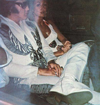 Elvis Presley And Elvis Presley King S Linda