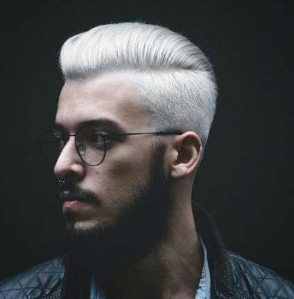 Hair Men Color Silver Platinum Blonde 62 Ideas For 2019 Hair