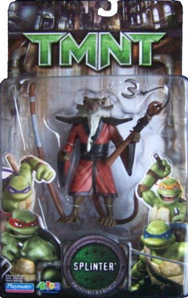 Transformer Teenage Mutant Ninja Turtles Movie Figure Tmnt