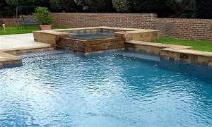 Large Bedroom Ideas Inground Pools And Spas Rectangle Pools With Spa Pool Ideas Furnitureteams Com Rectangle Pool Spa Pool Pool