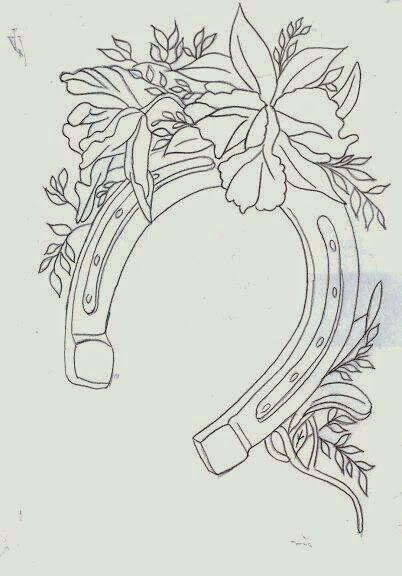 Do Albumu Udostepnionego Dodano 1999 Nowych Zdjec Herradura Dibujo Libros Para Colorear Plantillas Dibujos