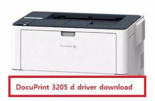 Docuprint 3205d Driver Download Di 2020