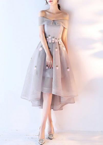 short formal fancy dresses