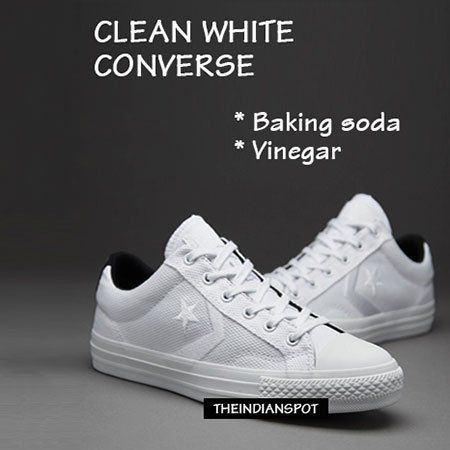 How to Clean Dirty White Sneakers Quickly | HYPEBAE