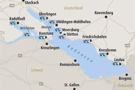 Stellplatz Tipps Am Bodensee Stellplatze Deutschland Camping
