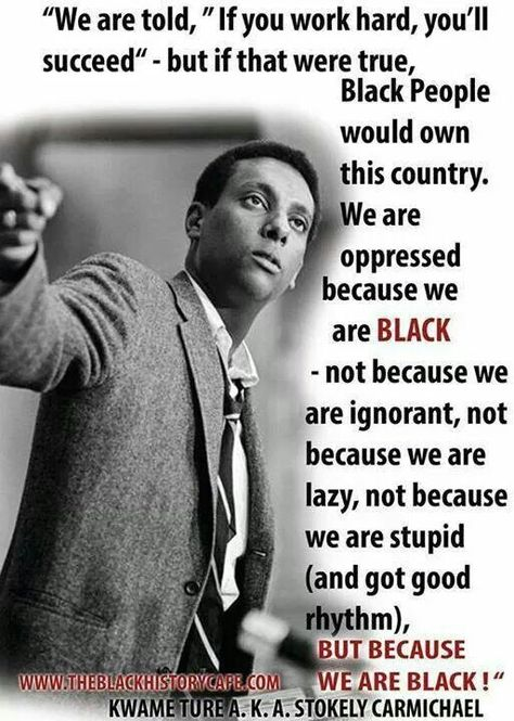 Top quotes by Stokely Carmichael-https://s-media-cache-ak0.pinimg.com/474x/6c/fd/2f/6cfd2f421e93e1e68c9d6af745f04579.jpg